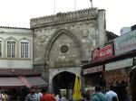 Kapalı çarşi - големият Пазар.