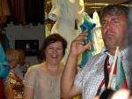 Една българка с магазин на Капалъ Чарши.