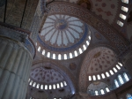 Синьото на Синята джамия