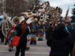 от парада на кукерите в 8ми март