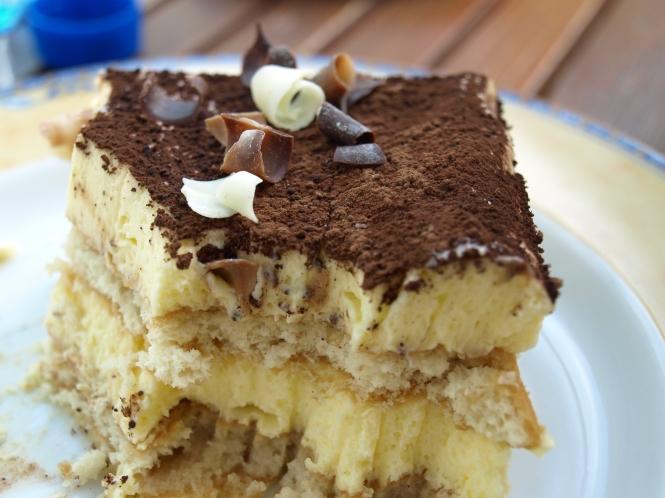 Бисквитената торта на Менар